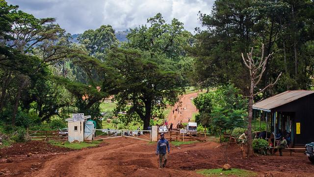 Suam Kenya Uganda Border