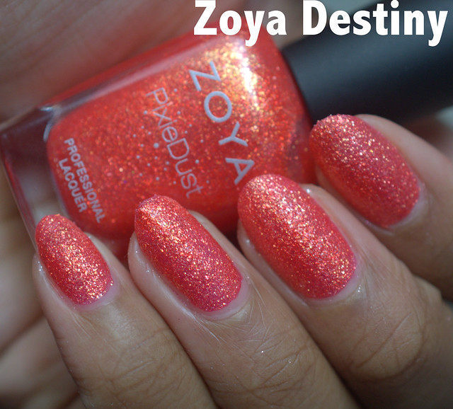 Zoya Destiny nail polish