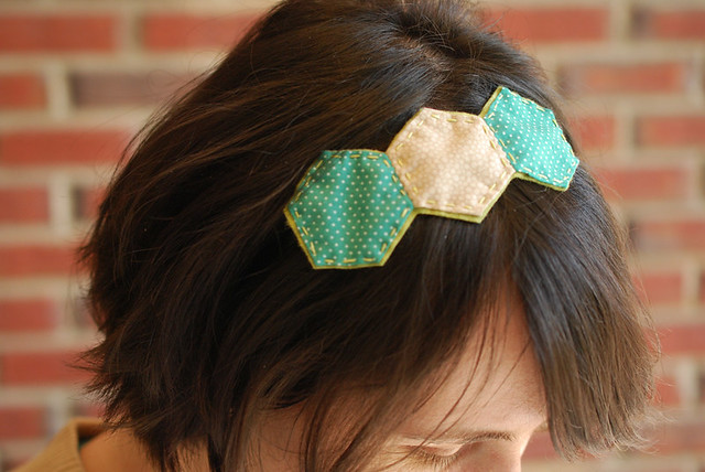 Hexagon Headband