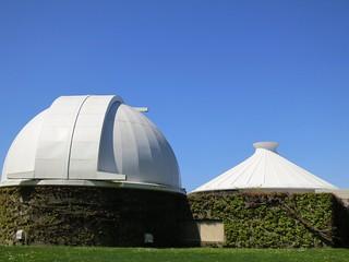 A dome and a cone