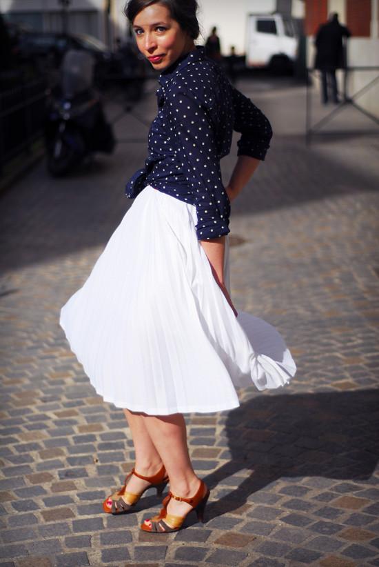 jupe vintage
