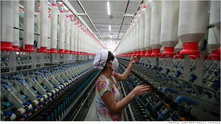 CNN:中国制造业扩张速度放缓