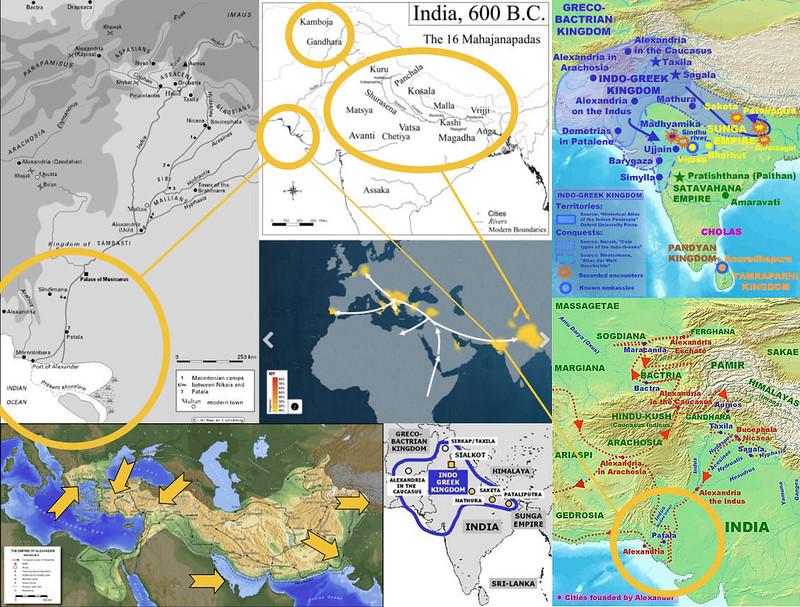 Haplogroup J2b2 M241 Indo Greek