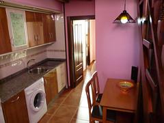Cocina comedor. Apartamentos Rurales Casa El Gaitero