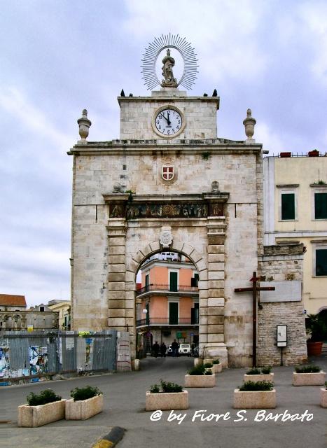 Bitonto Ba 2006 Porta Baresana Flickr Photo Sharing