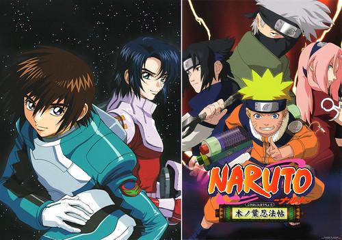 130424(2) -《日本電視動畫史50週年》專欄第40回(2002年):《機動戰士鋼彈SEED》爆紅、週六上午新戰場!