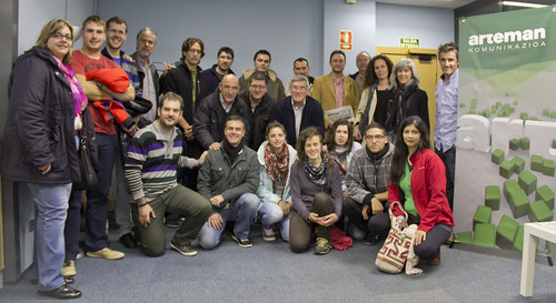 Visita Universidad de Zaragoza
