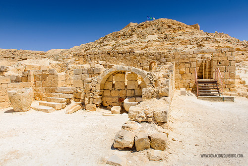 Israel - Negev Desert - Avdat 06