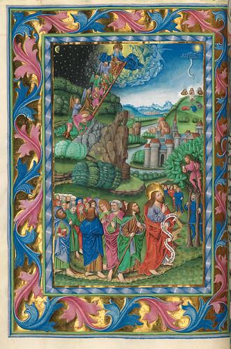 015-Escalera de Jacob-Misal de Salzburgo-1499-Tomo 4-Biblioteca Estatal de Baviera (BSB)
