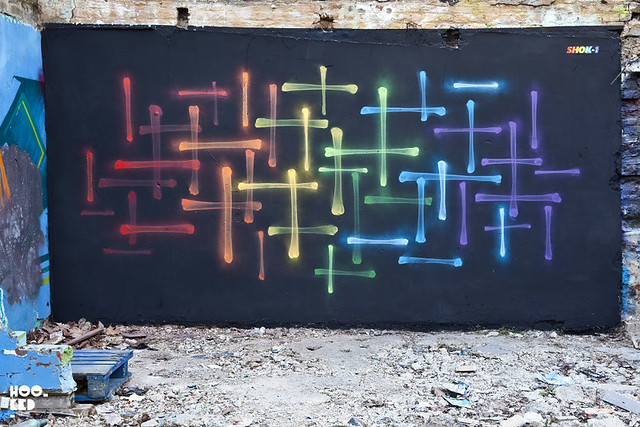 Shok-1 X-Rainbow (5th incarnation)