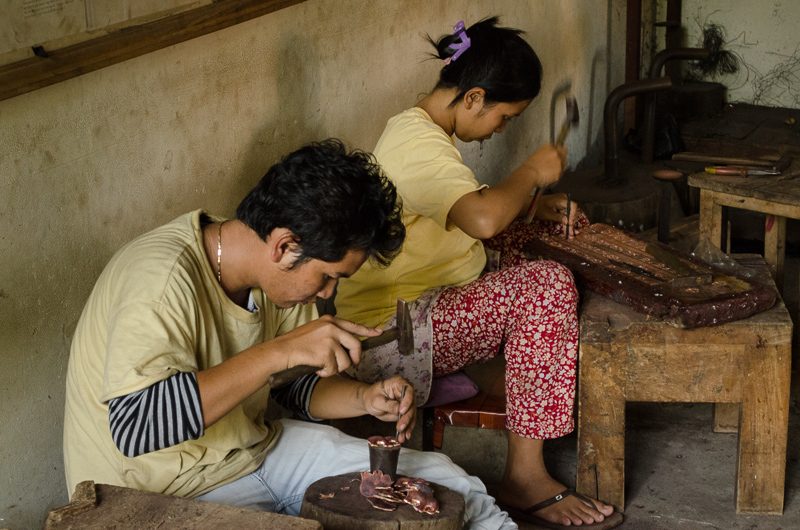 Artisans Angkor - Silver Plating