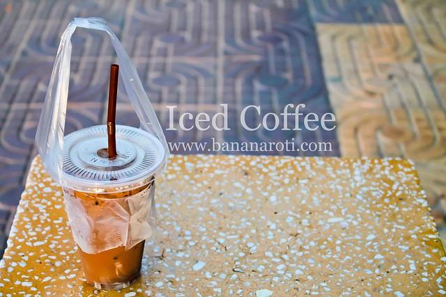 Cambodian Street Iced Coffee