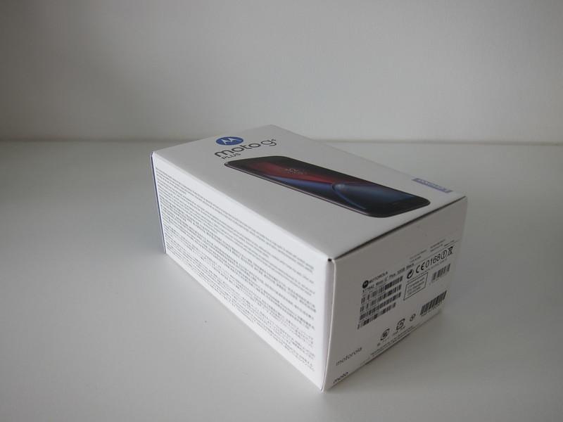 Moto G4 Plus - Box