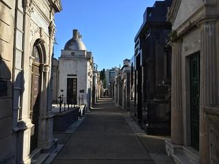 Cementerio Recoleta - Cemetery in Recoleta