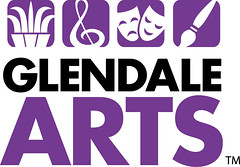 Photo: Glendale Arts logo