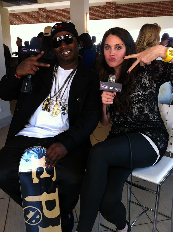 Key Z, Tracy Stumpf, The Firm La, Grammys Gifting