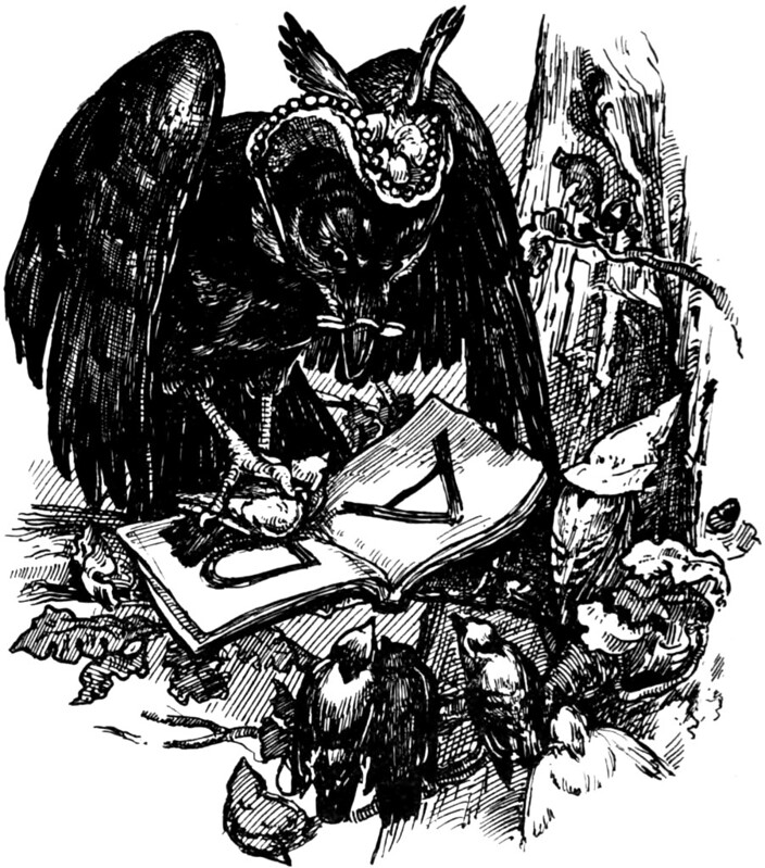 Archie MacGregor - Illustration from page 332 of Butterscotia or A Cheap Trip to Fairyland by Sir Edward Abbott Parry, 1896