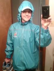 rainy run