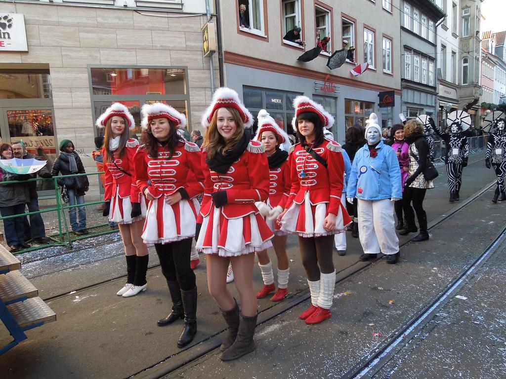 Fasching Parade Tumblr