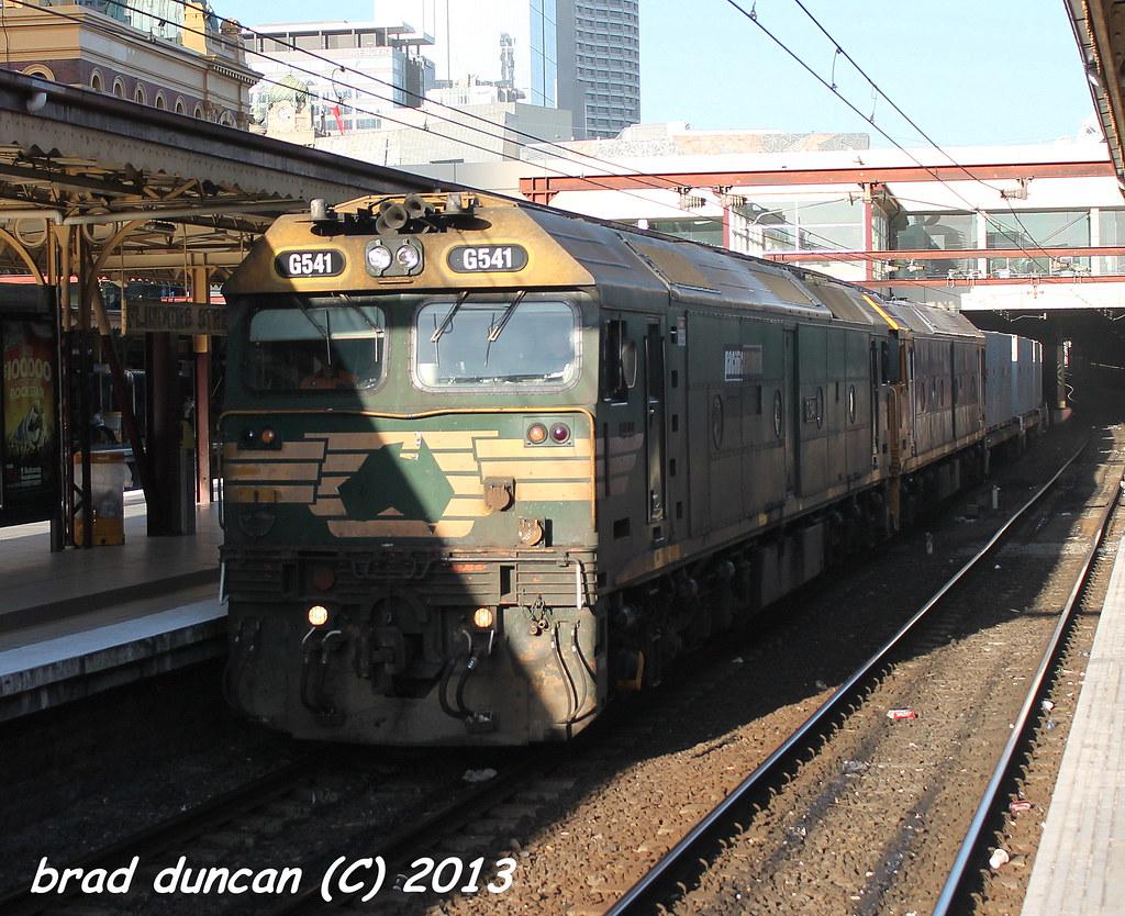 G541 & BL29 by Hitachi 300M