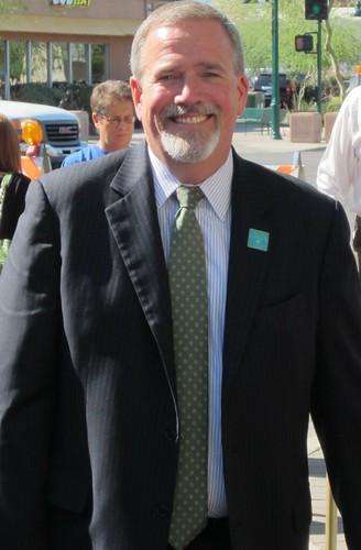 Valley Metro CEO Steve Banta