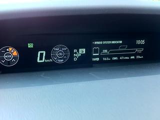 Toyota Prius Plug-in 2010 34