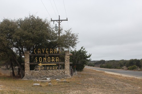 Day 191: Caverns of Sonora and the Texas Highway Patrol.