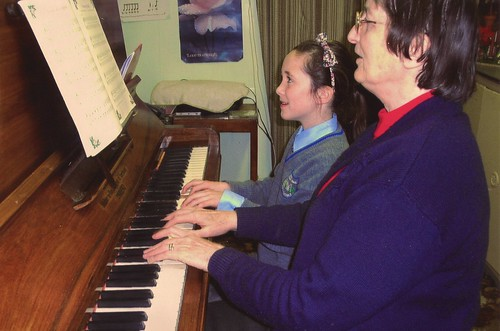 Bernardine Moran SSL teaching piano lessons