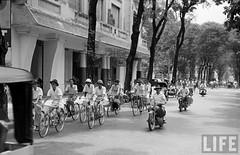 Saigon 1950 - Rue Catinat