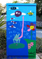 B0226 - 'Fast Frog, Buzzing Bees' by Lara Coogan