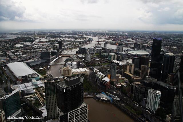 eureka melbourne city view crown