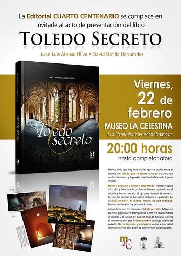 Toledo Secreto presentación