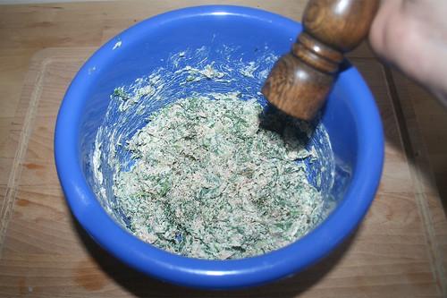 29 - Mit Salz & Pfeffer würzen / Taste with salt & pepper