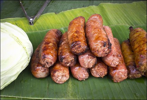 Thai sausages