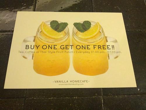 Vanilla Homecafe 5