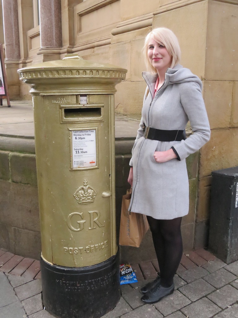 Jessica Ennis Postbox
