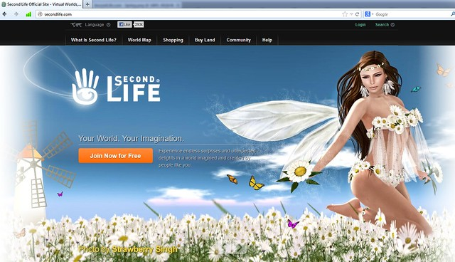 SecondLife.com - Spring
