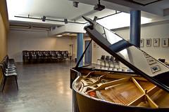 Salón de Actos Escuela de música Cedam