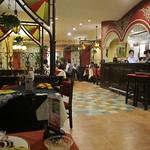 Le Traktirr Pushkin, un restaurant russe