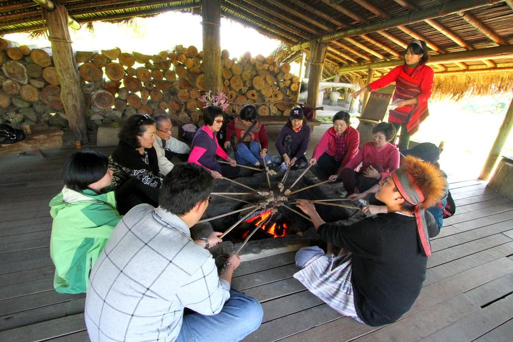 Bulau Bulau Aboriginal Village