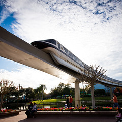 Iconic Monorail