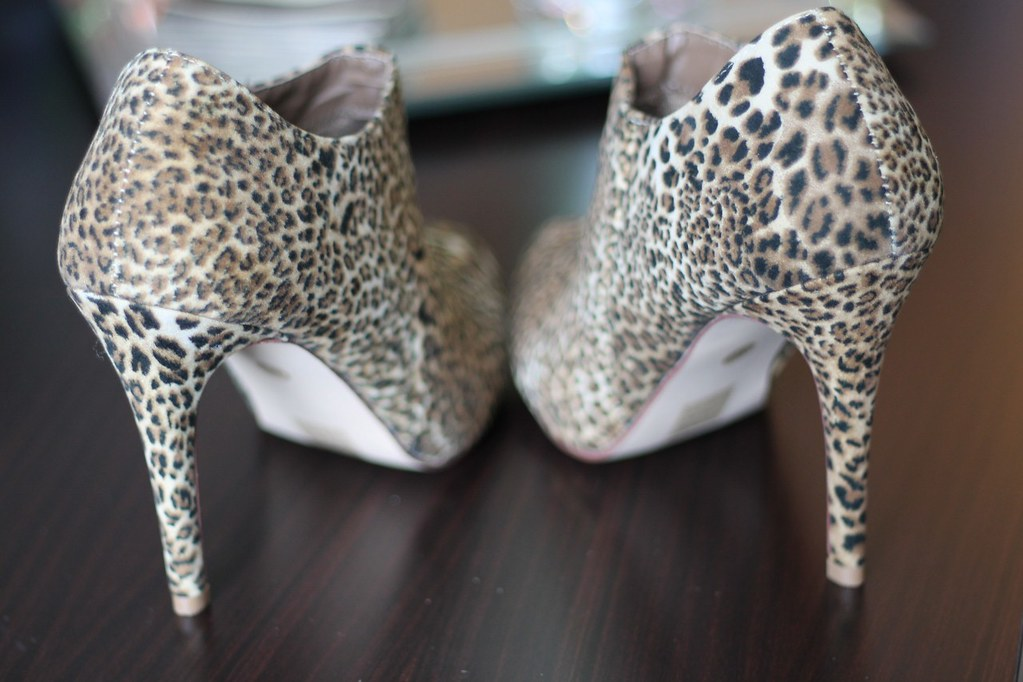 ASOS Timeless Shoe Boot Leopard (5) (4)