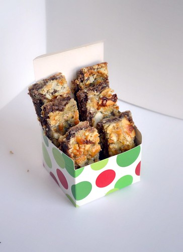 gifts you can bake for someone candy bars