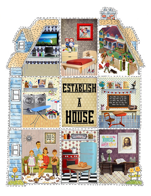 Establish a House button 01