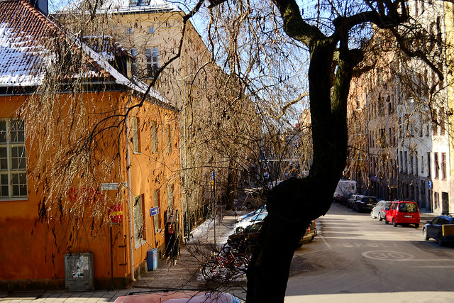 Stockholm februari 003