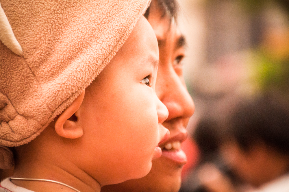 Chinese New Years in Chiang Mai 2013