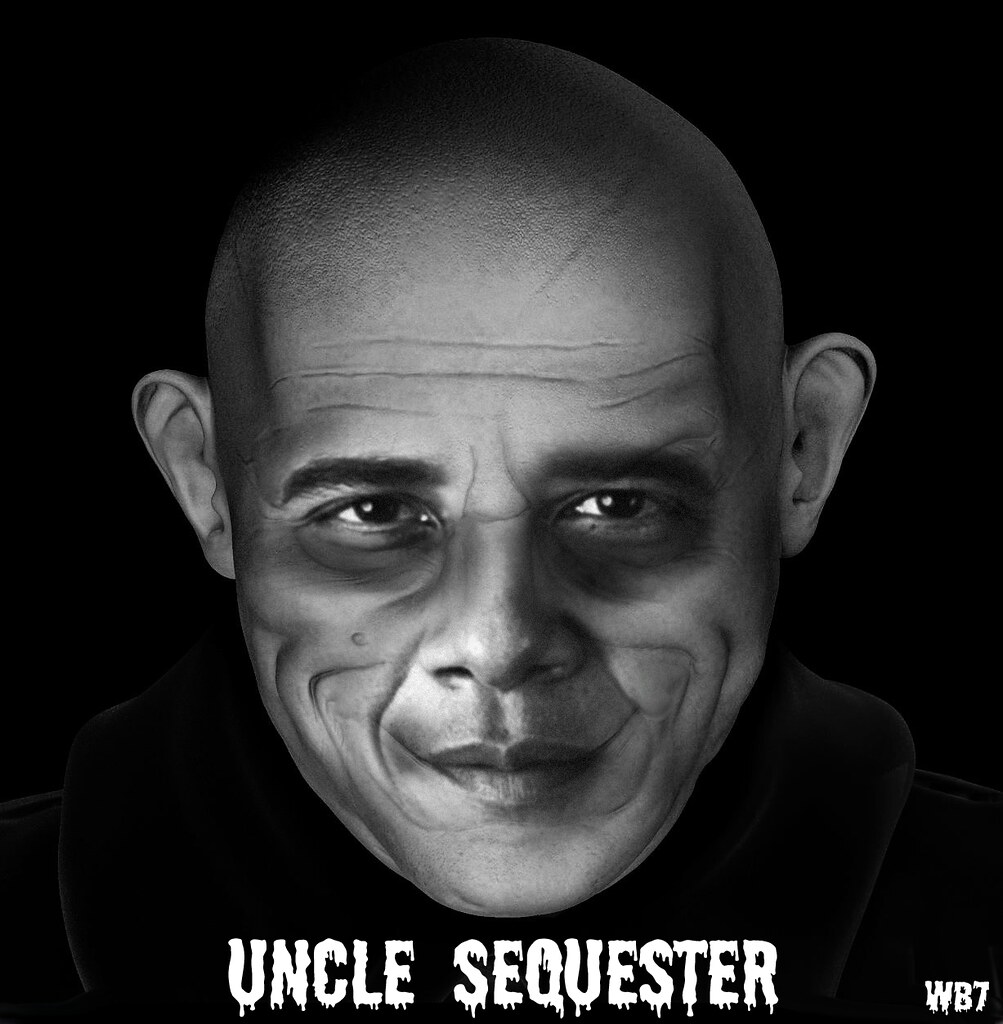 UNCLE SEQUESTER