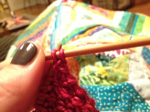 Grecian Rib Stitch