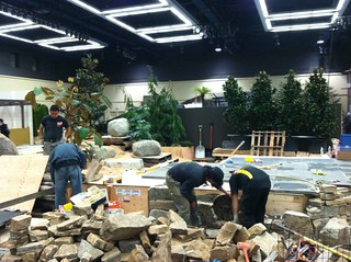 NWFGS 2013 Move-In Construction 1