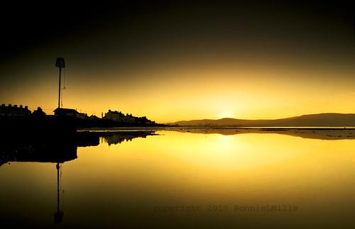 county ireland sunset reflections nikon shoreline silhouettes down northern tamron holywood 1024 d90 kinnegar mygearandme mygearandmepremium mygearandmebronze mygearandmesilver